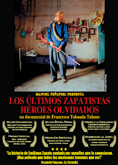 Los ultimos zapatistas